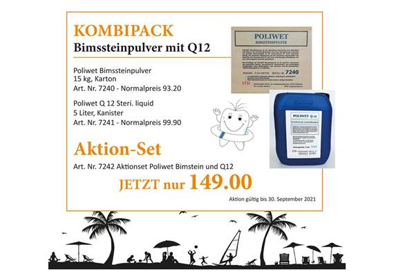 Aktionset Poliwet Bimstein und Q12