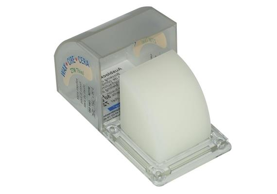 Ausblockwachs transparent 50 g