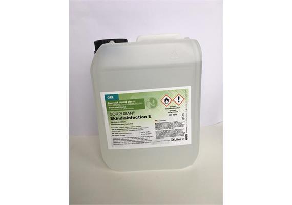 Corpusan Desinfektionsmittel Skin 5 L Kanister