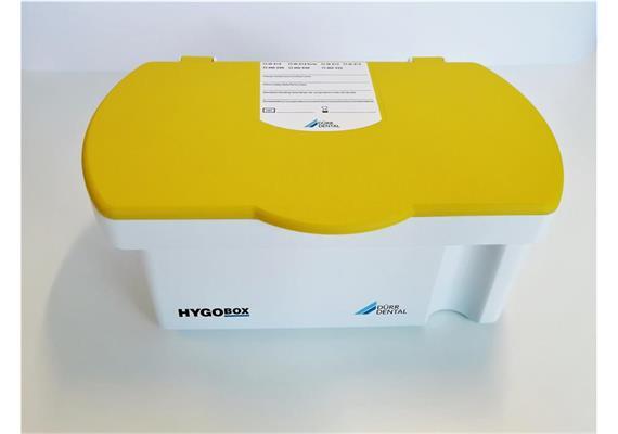 Desinfekt. Box mit Siebeinsatz Hygobox Dürr