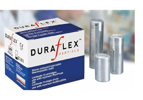 Duraflex Medium Pink MPNK Cartridge 6'er Packung