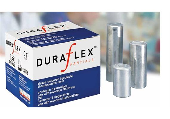 Duraflex Tissue Tone Pink TTP Cartridge 6'er Pkg