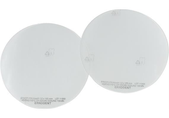 ERKOFLEX-Bleach Ø125 mm transparent