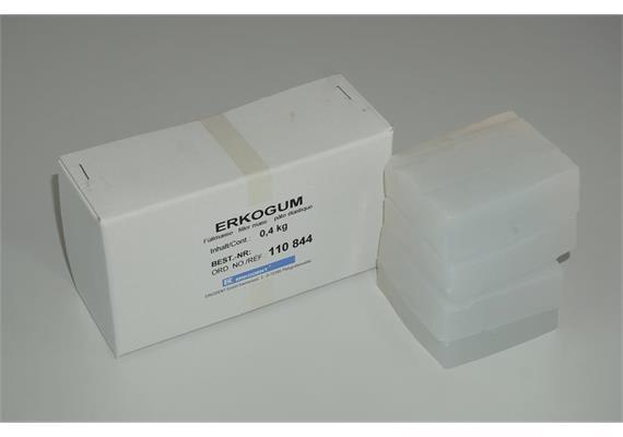 Erkogum Ausblockmaterial  transpararent 400 g