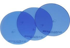 ERKOLOC PRO BLU Ø120mm blau transparent - 2.0 mm (10Stk)