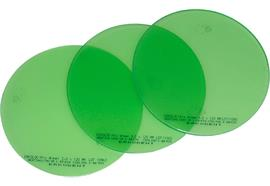 ERKOLOC PRO GREEN Ø125mm grün transparent - 2.0 mm (10Stk)