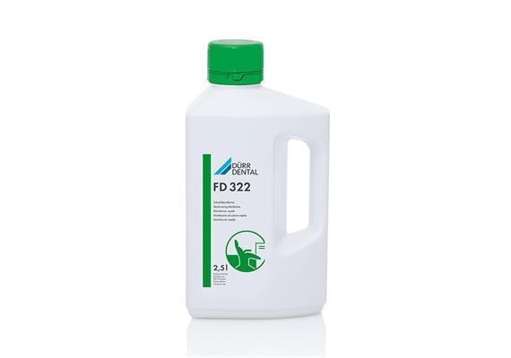 Flächendesinfektion Dürr FD322 2.5 L