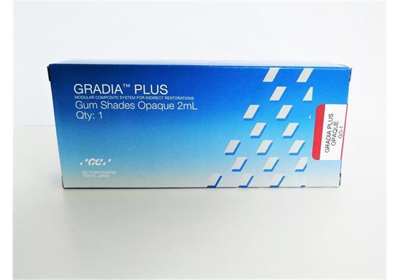 GRADIA PLUS Opaque 2,0ml GO-1 rosa