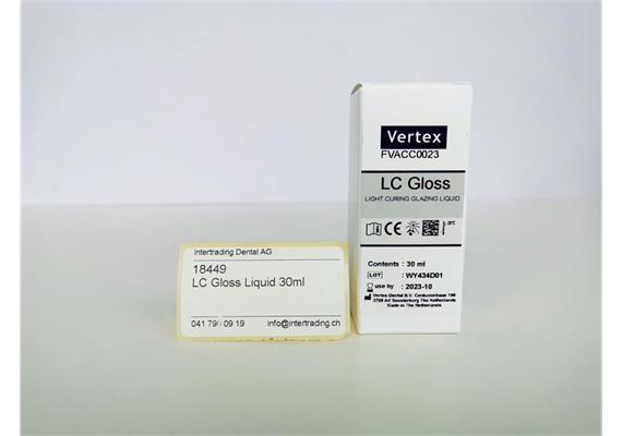 LC Gloss Liquid 30ml