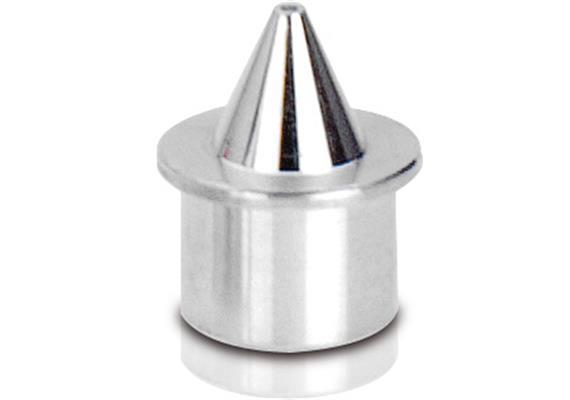Metall Sprühdüse für Pulver 5 Stk.