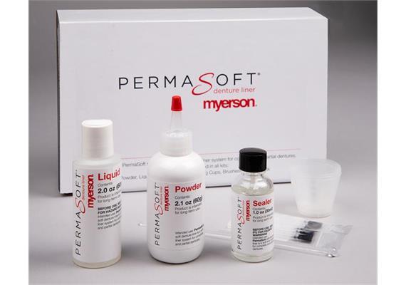 Permasoft Kit transparent 60g