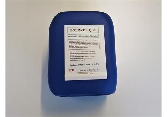 Poliwet Q 12 Steri. liquid 5 liter