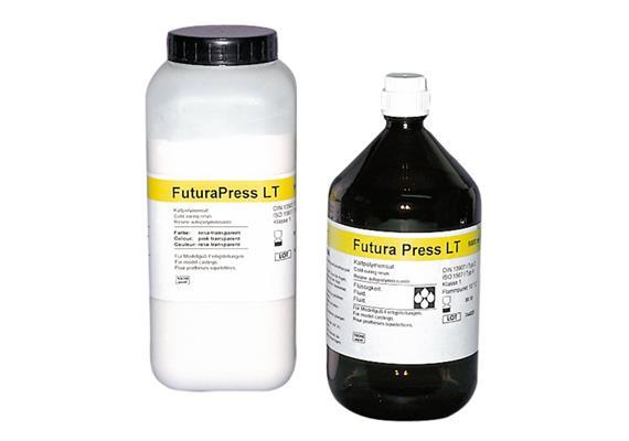 Set FuturaPress LT liquid + pulver 500g/ml