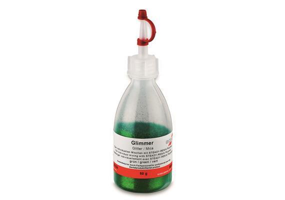 Steady Resin Glimmer grün
