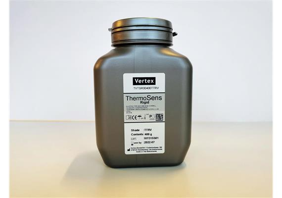 ThermoSens Granulat TCL clear 400g