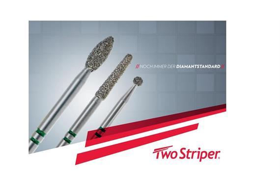 Two Striper Diamanten